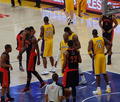Lakers 3-8-2013 8-58-27 PM (JR Photo Studio) Tags: toronto la center kobe bryant lakers staples raptors 2013