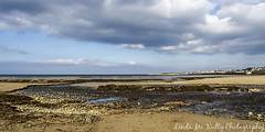 Enniscrone Beach (linda_mcnulty) Tags: ireland sea seascape beach water canon landscape coast sand sligo easkey enniscrone inniscrone