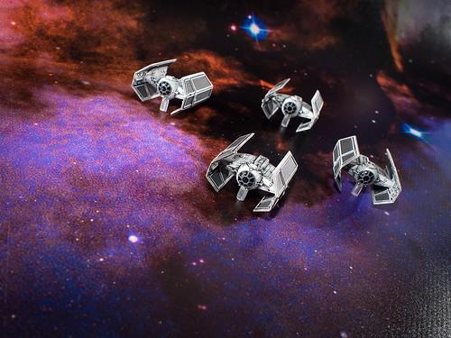 X-Wing Miniatures: TIE AdvancedFormation