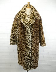 "1950s Leopard Print Lambskin Coat • <a style=""font-size:0.8em;"" href=""http://www.flickr.com/photos/92035948@N03/8549601286/"" target=""_blank"">View on Flickr</a>"