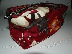 Estojo Necessaire Box Cinema Cats (Lady_Lisbon) Tags: cats box gato escolar estojo necessaire
