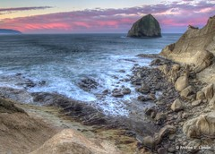 Kiwanda Cape (papalars) Tags: water oregon movement papalars andrewlarsenphotography