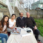 "Gülden, Dilan, Mehmet bey, and me <a style=""margin-left:10px; font-size:0.8em;"" href=""http://www.flickr.com/photos/59134591@N00/8559328449/"" target=""_blank"">@flickr</a>"