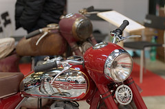 Jawa motorcycle (ZdenekM) Tags: show photography nikon brno motorcycle oldtimer jawa d300s sigma50150f28apoexdcoshsm