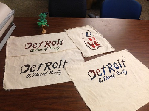 "Detroit test prints by Mrs Oyin • <a style=""font-size:0.8em;"" href=""http://www.flickr.com/photos/52992303@N05/8564732295/"" target=""_blank"">View on Flickr</a>"