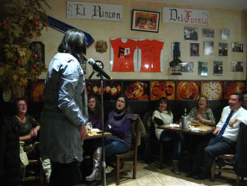 "Asun Serra en La Taberna del Tiempo • <a style=""font-size:0.8em;"" href=""http://www.flickr.com/photos/93117114@N03/8566072296/"" target=""_blank"">View on Flickr</a>"