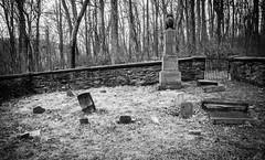 Chapmans Family Graveyard (The Dying Light) Tags: chapmansmill chapman mill beverlymill abandoned country rural ruralvirginia virginia jdavidphotography jdavidphotos jdavid jdavidphotographyarlingtonva blackandwhite blackandwhitephotography blackwhite weatherchannel travel weatherchanneltravel cnntravel