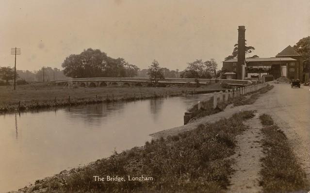 longham bridge 1930