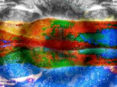 Dream Ship - Landscape with Abandoned Cement Plant - with a touch of Regentag Dunkelbunt Hundertwasser (hedbavny) Tags: wien schnee mountain snow plant painterly tree tower art abandoned industry berg architecture forest landscape austria sterreich closed decay digitalart ruin demolition baustelle ruine end aquarius aussicht turm landschaft wald derelict industrie buildingsite baum deconstruction hundertwasser ende regentag industrialdecay shipoffools hgel traumschiff zementfabrik verfall abris zerstrung buildinglot cementplant concreteplant industrialruin verfallen dunkelbunt geschlossen industriegelnde stowasser betonwerk fernblick industrieruine snowblanket harsch fotobearbeitung weitblick eklektizismus schneedecke hgellandschaft fabriksgelnde aggregatzustand dasnarrenschiff friedensreichregentagdunkelbunthundertwasser industriekathedrale hedbavny ingridhedbavny schmelzmetamorphose