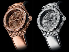 Hublot Big Bang Caviar watch (NobleandRoyal) Tags: big watch bang saat luxury lux hublot caviar lks