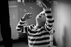 Bubbles! (MetAlbert R) Tags: bw george sony alpha nex e50mm emount nex6