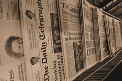 ニュース(新聞)