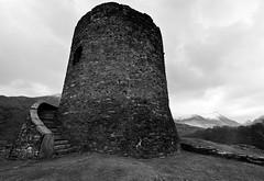 The Keep (Dafydd Penguin) Tags: mountain castle wales nikon sigma historic llanberis snowdonia f28 northwales d600 sigma14mm