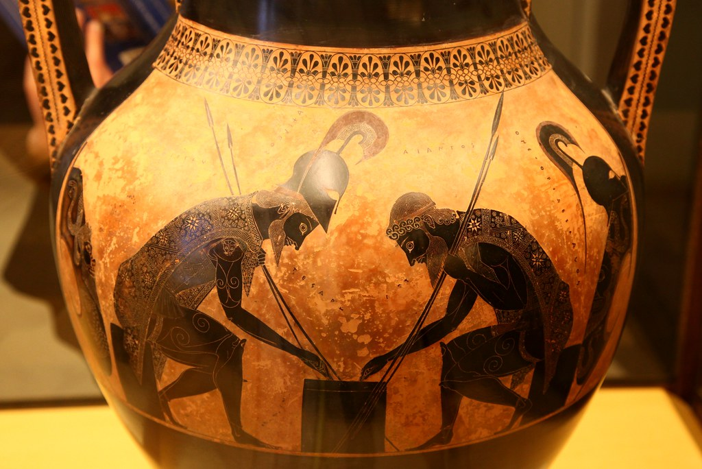 The Worlds Best Photos Of Exekias Flickr Hive Mind