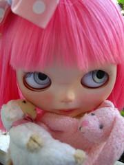 "IMG_2645...Amor with soft ""Lovies"""