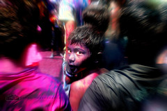 HOLI-2013: ColOrs of eye... (killchorkhan) Tags: street old blue motion black color festival canon photography dance colorful asia noir close mask photos action expression candid smoke avatar religion grain streetphotography lifestyle celebration everyone dhaka moment dslr noise hindu bangladesh lightandshadow puja beautyful festivalx glittering dolx day331 lightx 600d 2013 holix bokehwednesday canon600d shakharibazar portraitx photographersx bangladeshx dhakax placex bazarx sheikhx gettyimagesbangladeshq12012 famousx demo2012 bonfire2012 killchorkhan jatrax festivex sakharix potherx shilpix mehedix bangladeshix