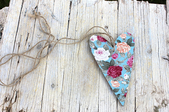 wood wedding home floral wall vintage woodland hearts photo wooden heart country rustic decoration ornaments hanging chic decor favor prop woodworking twine jute tagt europeanstreetteam egst