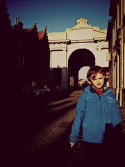 Alfie Menin Gate (AMIAFAD) Tags: memorial gate tour belgium empire tuesday april british battlefield commonwealth reginald leger ypres menin 02nd 2013 blomfield flickrandroidapp:filter=none