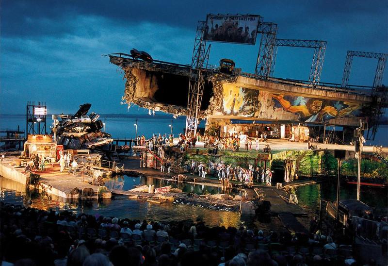 Ópera en el lago