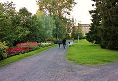 Ainolanpuistossa (Marjaana Pato) Tags: summer finland late oulu ainolanpuisto