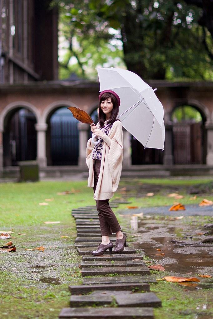SOPHIA 雨天