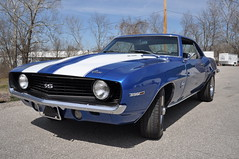 "1969 Camaro • <a style=""font-size:0.8em;"" href=""http://www.flickr.com/photos/85572005@N00/8632205211/"" target=""_blank"">View on Flickr</a>"