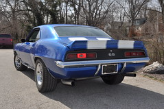 "1969 Camaro • <a style=""font-size:0.8em;"" href=""http://www.flickr.com/photos/85572005@N00/8633286610/"" target=""_blank"">View on Flickr</a>"