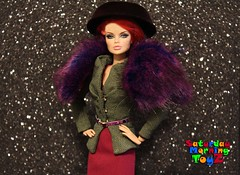 Sass (Saturday Morning ToyZ) Tags: new vanessa fashion out toys perrin royalty sass arron 2012 integrity 2013 wclub cobett