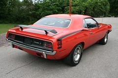 """1970 Plymouth 'Cuda 440 • <a style=""""font-size:0.8em;"""" href=""""http://www.flickr.com/photos/85572005@N00/8635051896/"""" target=""""_blank"""">View on Flickr</a>"""