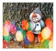 I love my Rainbowcoton deer baby<3