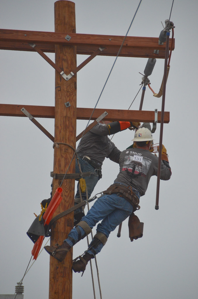 The World S Best Photos Of Competition And Lineworkers