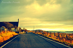 Roads of Isle of Skye (V@!$#143) Tags: isleofskye crossprocessing scenicdrive