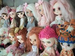 """Dolly Shelf Sunday""...."