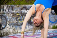 2013 04 14 - 9261 - DC - Suzie (thisisbossi) Tags: usa streetart yoga graffiti washingtondc dc nw unitedstates northwest georgetown aqueducts abutments ward2 aqueductbridge alexandriaaqueduct aqueductabutment georgetownaqueductabutment suzieblackman