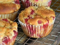 Gluten Free Cranberry - Citrus Muffins (jazzijava) Tags: food orange fruit healthy coconut rich seeds cranberry cranberries snack april sorghum easy dairy muffin yogurt tart gf baked nutritious moist sunflowerseed tangy glutenfree vegetarianfood vegetariancooking nutfree nogluten muffincake freshcranberries vegetarianbaking gfbaking vegetarianbakedgoods