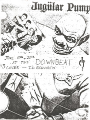 Jugular Pump at the Downbeat 6-20
