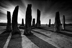 Calanais (polarisandy) Tags: stone landscape scotland aperture nikon flickr north isleoflewis hebrides stonecircle 1835 outerhebrides d700 silverefexpro silverfx aperture3 blinkagain wwwpolarisandycom