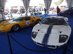 Ford GT40 (Xavier Sanz) Tags: barcelona ford de spain cobra lotus 911 delta f1 ferrari porsche shelby gt rs montjuic montjuich lancia carrera montmelo testarossa gt40 gt3 964 keke espiritu rosberg esperit