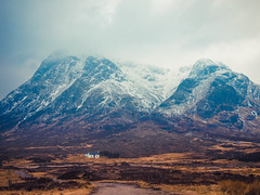 But 'n' Ben, Glen Coe ({Laura McGregor}) Tags: snow mountains nature scotland highlands olympus glen glencoe wilderness scottishhighlands butnben penep1 gleanncomhan