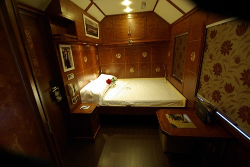 Romance of Rail - Al Andalus luxury train