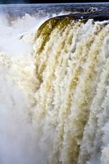 La Garganta del Diablo (Iguaz, Argentina) (VirGeenya) Tags: water argentina beautiful america wonder natural south waterfalls cataratas iguazu iguacu iguazufalls