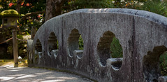 Garden Bridge (agaudin) Tags: bridge japan japanese japanesegarden  nikko xsi   canonxsi