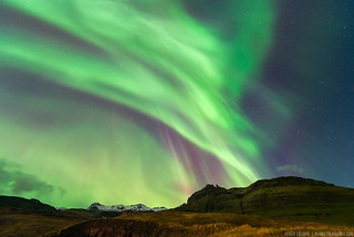 Dance With Me - Iceland Northern Lights