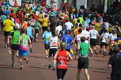 London Marathon 21st April 2013 (Dave Cool Britannia) Tags: london marathon 21st running april runners 2013