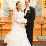 "<b>Woock Steele</b><br/> Alicia Woock '12 and Nathan Steele were married July 11, 2014.<a href=""http://farm9.static.flickr.com/8113/15821903955_57422ae337_o.jpg"" title=""High res"">∝</a>"