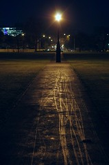 Cold Trails (Takamur Bandit) Tags: pentaxk5 pentax smc50mm17 f2 3200iso christchurch canterbury newzealand night