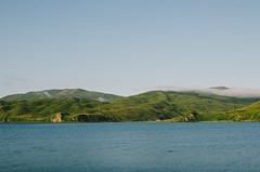 Summer's Bay Unalaska (thesecretpolaroid) Tags: nikon 35mm landscape landscapephotography flickr explore explored unitedstates alaska beauty mountain nature sky sea ocean mountains green summer travel travelphotography