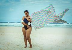 AFROdite (ygor.pena) Tags: releitura afrodite mulher mulheres riodejaneiro rio mar praia cor corpo pessoa negra negras beleza beauty blackhair brasil black brazil beautiful women nikon bonita