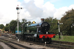 IMG_8453 (D9022) Tags: gloucesterwarwickshirerailway toddington 47376 freightliner gloucestershire 7903 d6948 37248 37215 35006 peninsular oriental sn co royal merchant navy class 4270 foremarke hall d8137 1693 d6036
