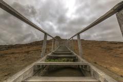 The martian stairs (Mario Donati) Tags: 7dwf nikon d3100 sigma1020mm galpagos ecuador